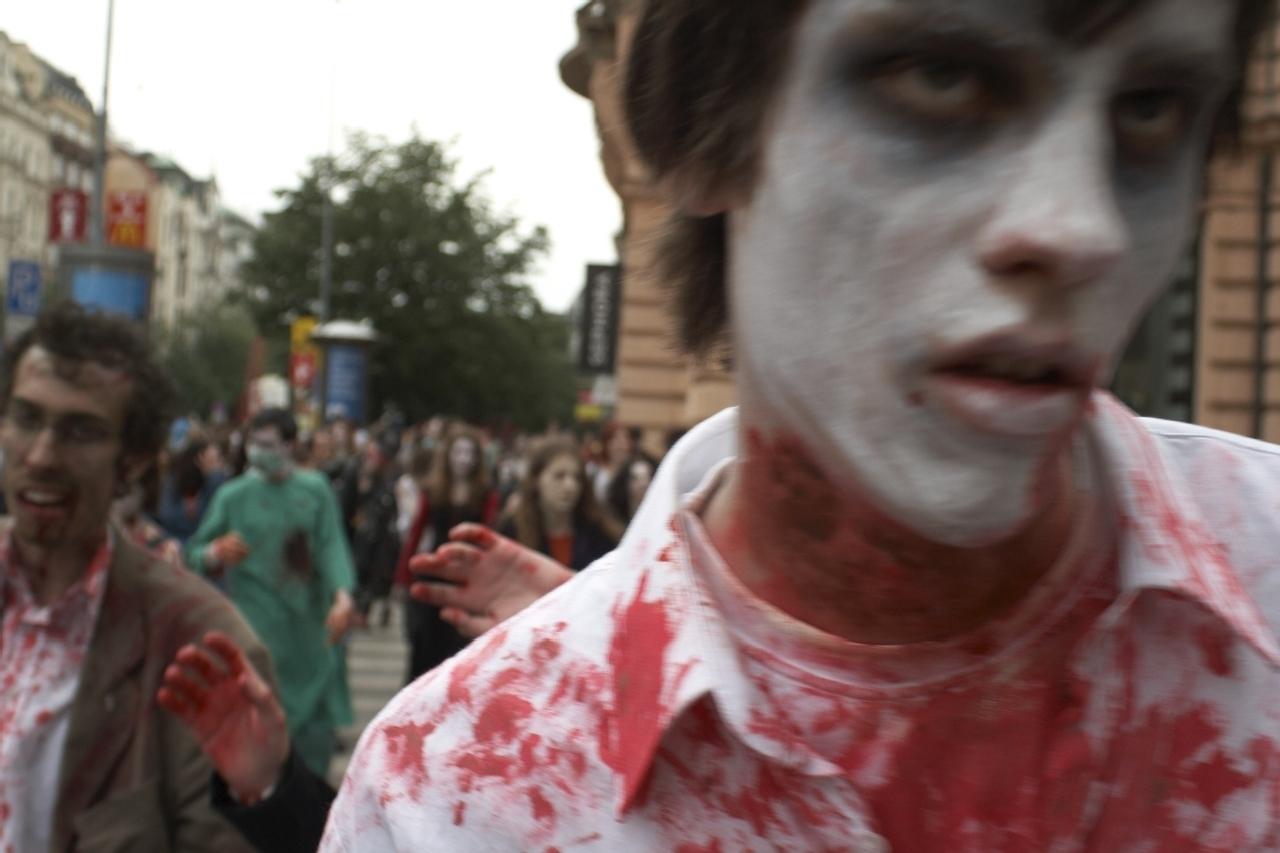 Archive I. – Prague Zombie Walk 2009