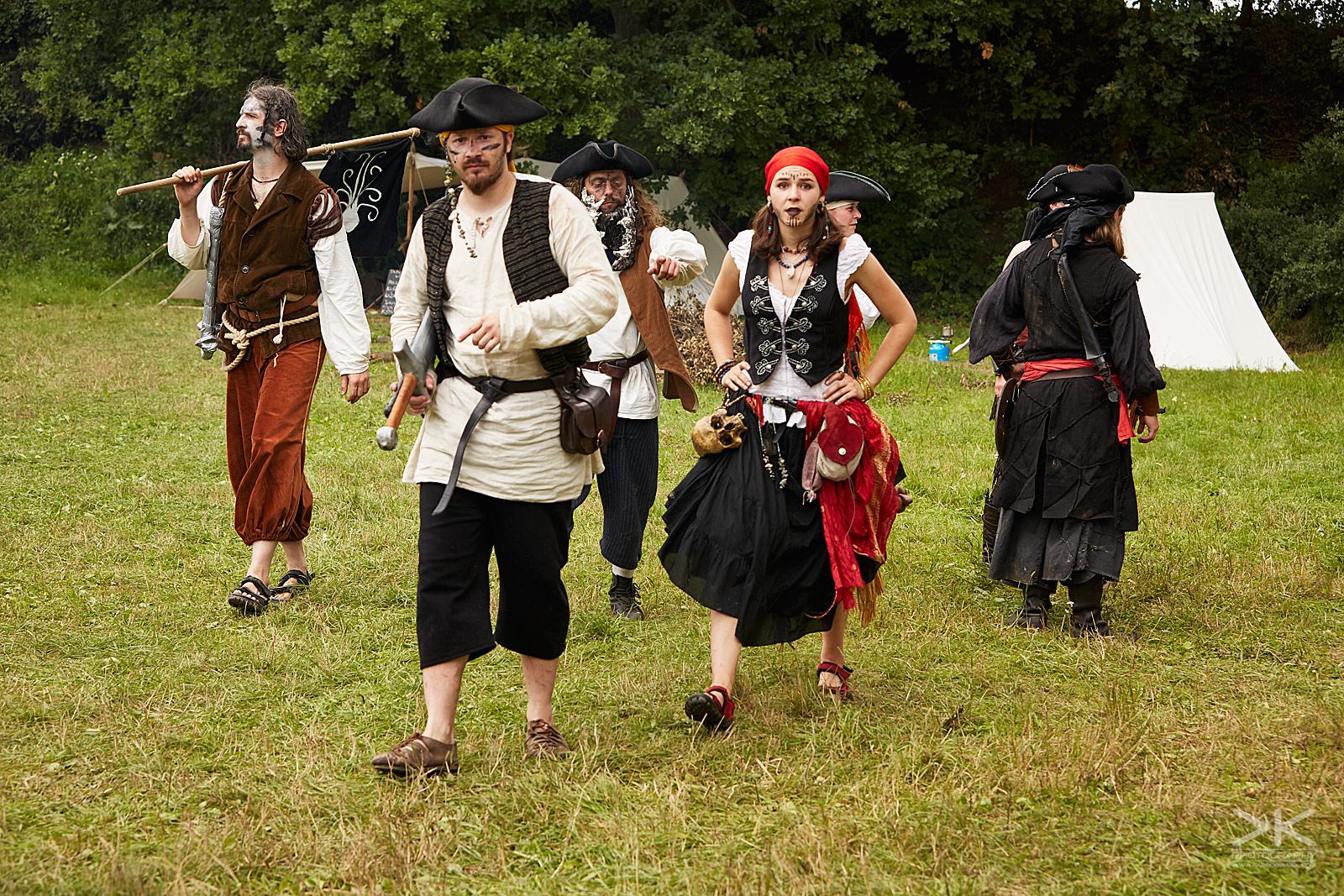 Pirates at Bezkrálí